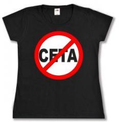"""Zum Girlie-Shirt """"Stop CETA"""" für 13,00 € gehen."""