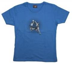 """Zum Girlie-Shirt """"Venganza Latinoamericana"""" für 15,50 € gehen."""