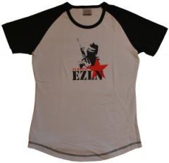 """Zum tailliertes T-Shirt """"Ya Basta! EZLN"""" für 15,60 € gehen."""