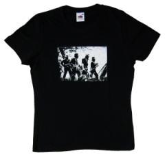 """Zum tailliertes T-Shirt """"Zapatista"""" für 13,65 € gehen."""