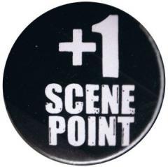"""Zum 25mm Button """"+1 Scene Point"""" für 0,80 € gehen."""