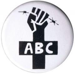 """Zum 25mm Button """"ABC-Zeichen"""" für 0,80 € gehen."""