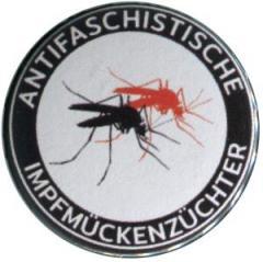 """Zum 25mm Button """"Antifaschistische Impfmückenzüchter"""" für 0,80 € gehen."""