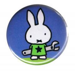"""Zum 25mm Button """"Bunny"""" für 0,78 € gehen."""