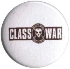 """Zum 25mm Button """"Class war"""" für 0,80 € gehen."""