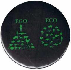 """Zum 25mm Button """"Ego - Eco"""" für 0,80 € gehen."""