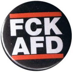 """Zum 25mm Button """"FCK AFD"""" für 0,80 € gehen."""