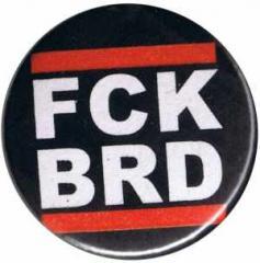 """Zum 25mm Button """"FCK BRD"""" für 0,80 € gehen."""