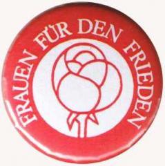 """Zum 25mm Button """"Frauen für den Frieden"""" für 0,80 € gehen."""