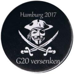 """Zum 25mm Button """"G20 versenken"""" für 0,80 € gehen."""