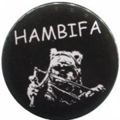 """Zum 25mm Button """"Hambifa"""" für 0,80 € gehen."""