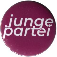 """Zum 25mm Button """"Junge Partei"""" für 1,00 € gehen."""