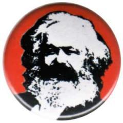 """Zum 25mm Button """"Karl Marx"""" für 0,80 € gehen."""