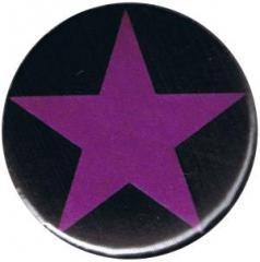 """Zum 25mm Button """"Lila Stern"""" für 0,80 € gehen."""
