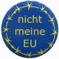 """Zum 25mm Button """"nicht meine EU"""" für 0,80 € gehen."""