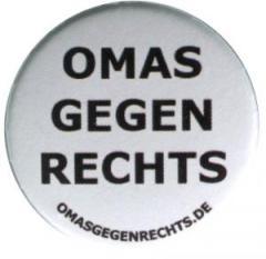 """Zum 25mm Button """"Omas gegen Rechts"""" für 0,80 € gehen."""