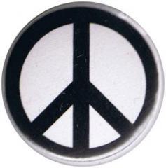 """Zum 25mm Button """"Peacezeichen"""" für 0,80 € gehen."""