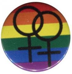 """Zum 25mm Button """"Pride female"""" für 0,80 € gehen."""