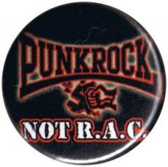 """Zum 25mm Button """"Punkrock not R.A.C."""" für 0,78 € gehen."""