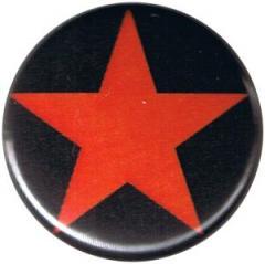"""Zum 25mm Button """"Roter Stern"""" für 0,78 € gehen."""
