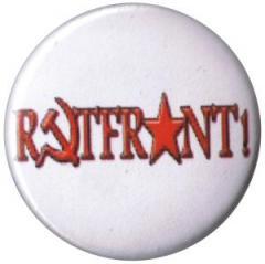 """Zum 25mm Button """"Rotfront!"""" für 0,80 € gehen."""