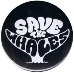 """Zum 25mm Button """"Save the Whales"""" für 0,80 € gehen."""