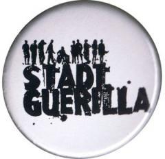 """Zum 25mm Button """"Stadtguerilla"""" für 0,70 € gehen."""