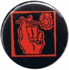 """Zum 25mm Button """"Streichholz"""" für 0,80 € gehen."""