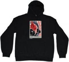 """Zum/zur  Kapuzen-Pullover """"Alerta Antifascista"""" für 29,24 € gehen."""