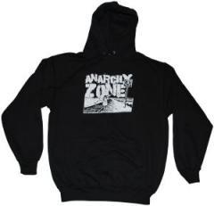"""Zum Kapuzen-Pullover """"Anarchy Zone"""" für 28,00 € gehen."""