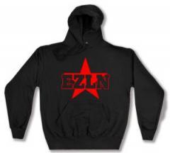 """Zum Kapuzen-Pullover """"EZLN"""" für 28,00 € gehen."""
