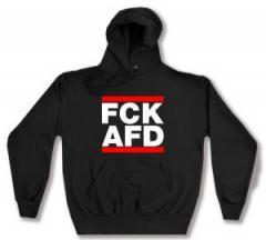 """Zum Kapuzen-Pullover """"FCK AFD"""" für 27,00 € gehen."""