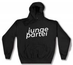 """Zum Kapuzen-Pullover """"Junge Partei"""" für 30,00 € gehen."""