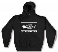 """Zum Kapuzen-Pullover """"Out of Control"""" für 27,29 € gehen."""