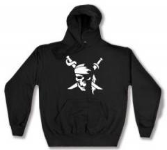 """Zum Kapuzen-Pullover """"Pirate"""" für 27,00 € gehen."""