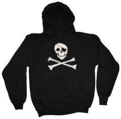 """Zum Kapuzen-Pullover """"Piraten"""" für 28,27 € gehen."""