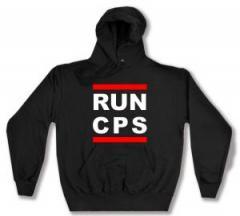 """Zum Kapuzen-Pullover """"RUN CPS"""" für 27,00 € gehen."""