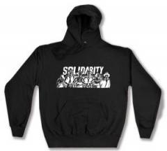 """Zum Kapuzen-Pullover """"Solidarity"""" für 28,00 € gehen."""