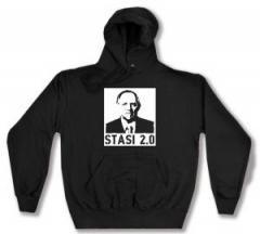 """Zum Kapuzen-Pullover """"Stasi 2.0"""" für 27,29 € gehen."""