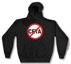"""Zum Kapuzen-Pullover """"Stop CETA"""" für 28,00 € gehen."""