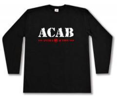 """Zum Longsleeve """"ACAB Antifa Action"""" für 13,00 € gehen."""
