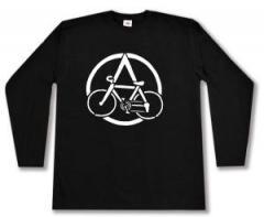 """Zum Longsleeve """"Anarchocyclist"""" für 13,00 € gehen."""