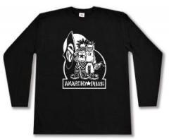 """Zum Longsleeve """"Anarchy Punk"""" für 12,67 € gehen."""