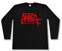 """Zum Longsleeve """"Antifa 161"""" für 13,00 € gehen."""