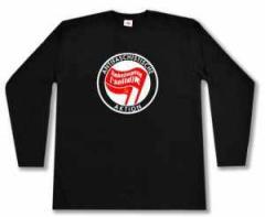 """Zum Longsleeve """"Antifaschistische Aktion Linksjugend"""" für 15,60 € gehen."""
