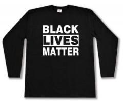 """Zum Longsleeve """"Black Lives Matter"""" für 13,00 € gehen."""