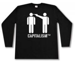 "Zum Longsleeve ""Capitalism [TM]"" für 12,67 € gehen."