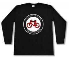 """Zum Longsleeve """"Ciclista Ciclista Antifascista"""" für 13,00 € gehen."""