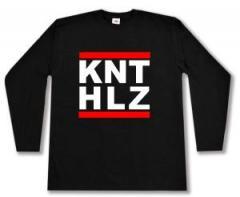 """Zum Longsleeve """"KNTHLZ"""" für 13,00 € gehen."""