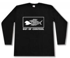 """Zum Longsleeve """"Out of Control"""" für 13,00 € gehen."""